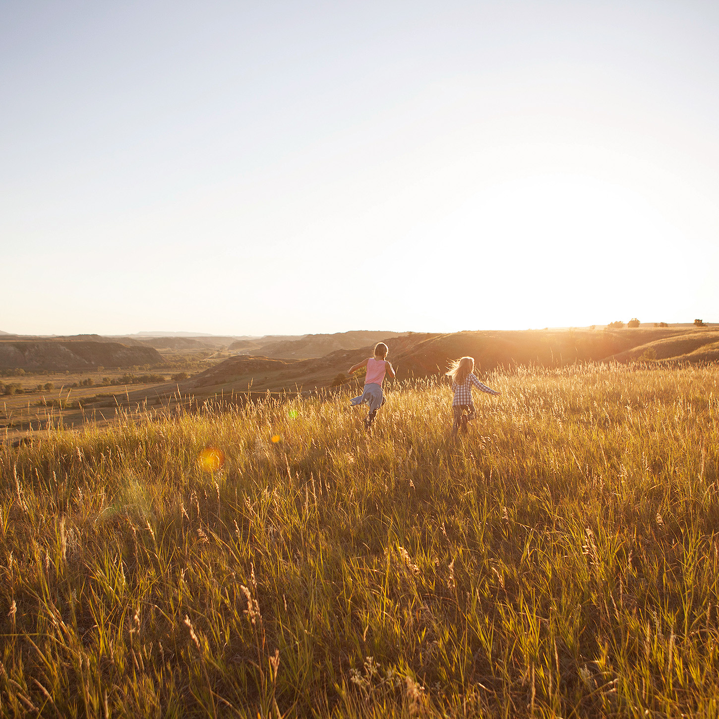 We all want less time spent on things of little significance... But how? 10 Ways to Find More Wide Open Spaces in Your Family's Life.
