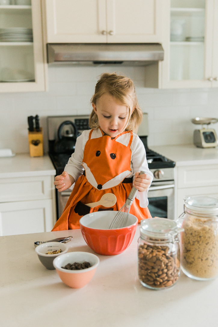 Fox Apron and Tutorial