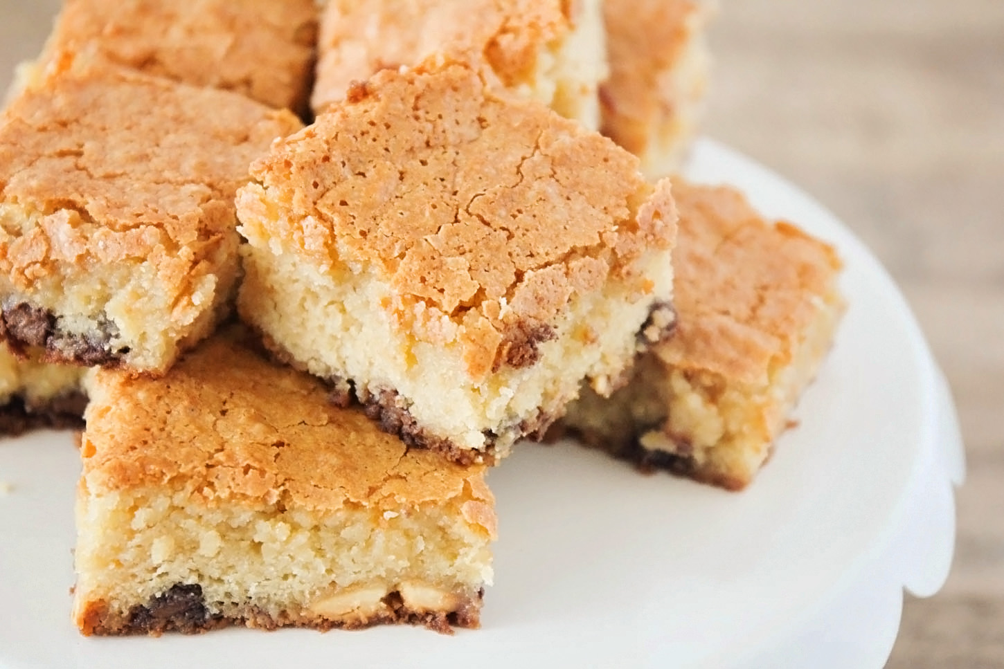 Soft, chewy and oh so sweet these Decadent White Chocolate Brownies go above and beyond any brownie you've ever tasted. For a special occasion or just because, this dessert is one that will leave your family and friends wanting more!