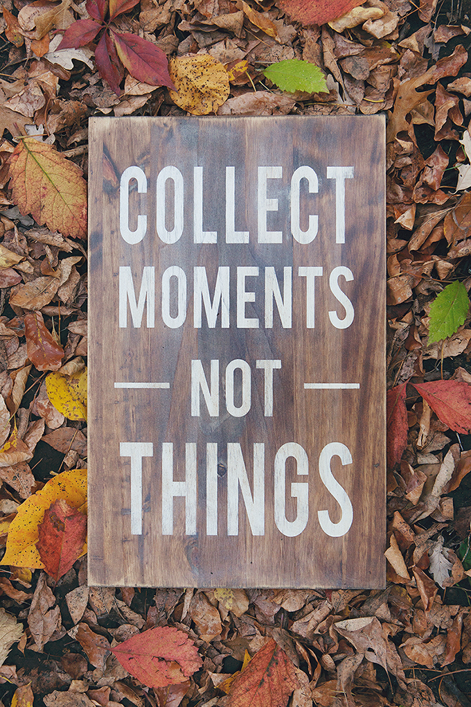 collect moments not things home decor giveaway - Home Decor Giveaway