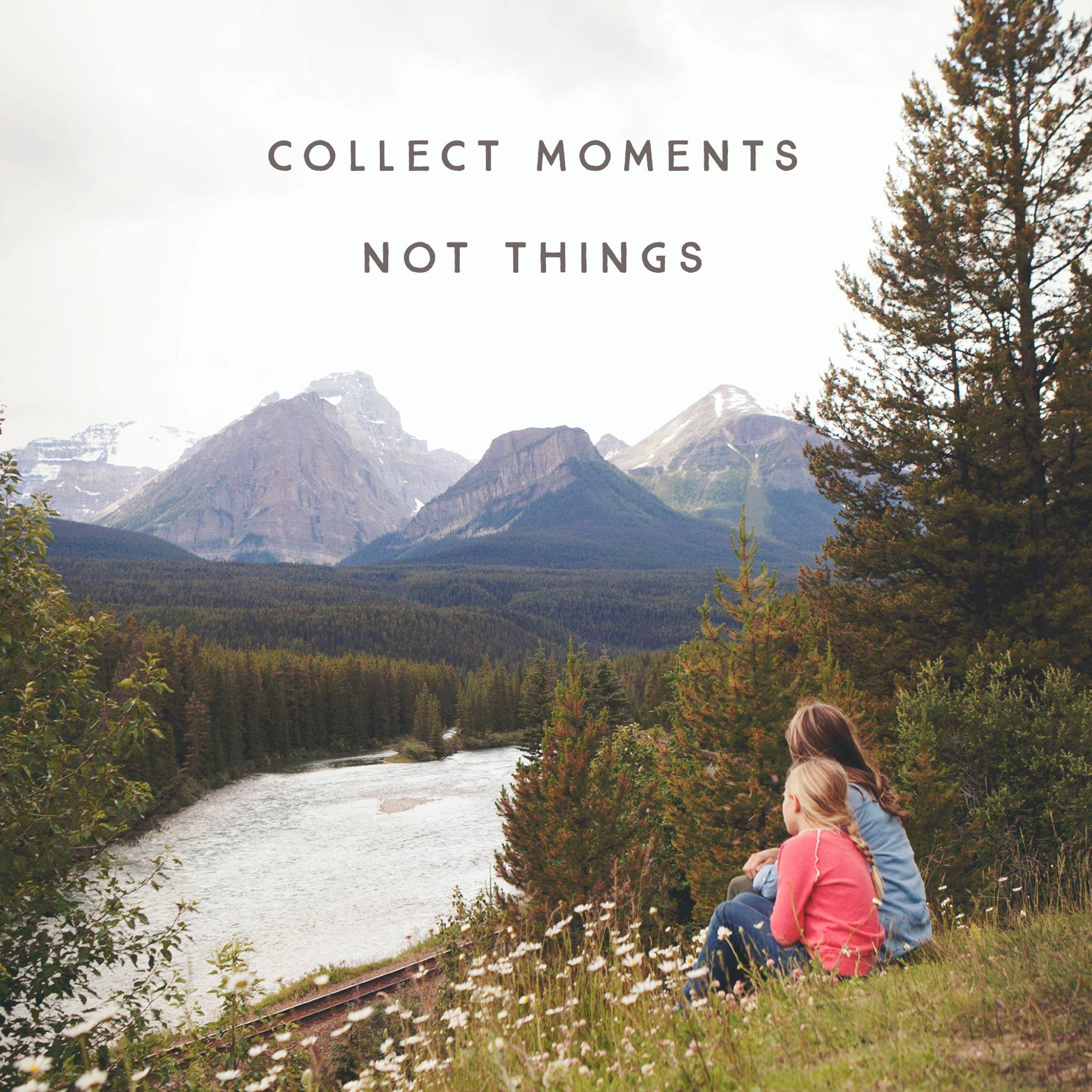 12 Quotes to Inspire your Photography Journey // Collect moments, not things. – unknown