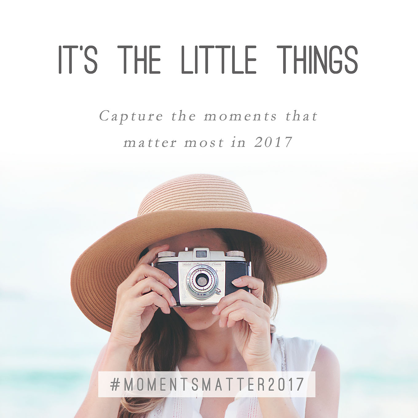 Photography has so much power to connect us to the beauty and joy in our lives that is often too easy to overlook. This year, I invite you to change that by joining in on our new, meaningful photo challenge—starting January 1st.
