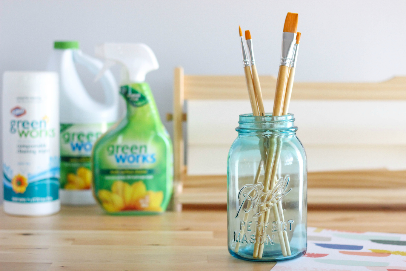 Today, we are sharing some of our favorite tips and why we love Keeping It Clean and Natural with Green Works®. These cleaners are naturally derived.