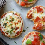Freezer English Muffin Mini Pizzas