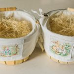Decorate for Easter With These Simple to Make Easter Basket Covers