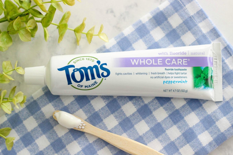 Upcycled Toothpaste Box Mini Pinata