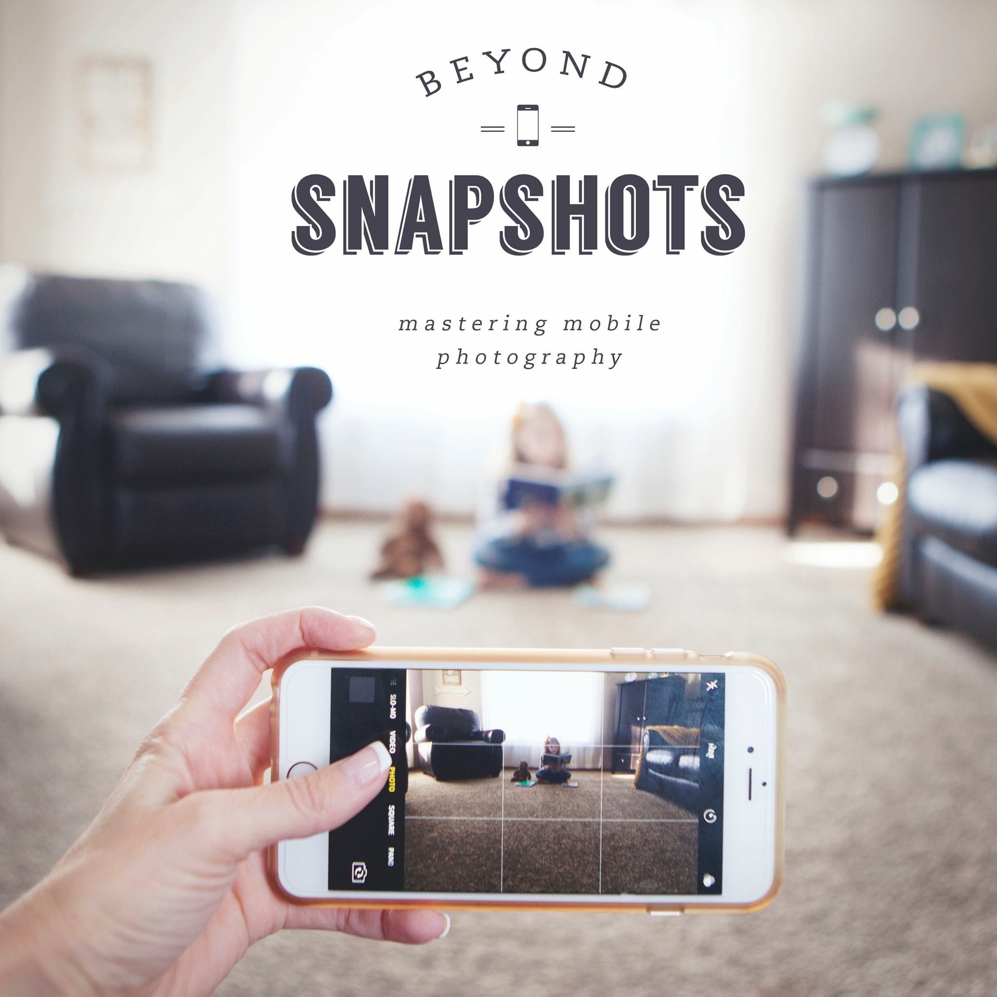 Want to move beyond taking snapshots to capturing magical moments? How about doing it with the camera that's already in your hand? Your phone.
