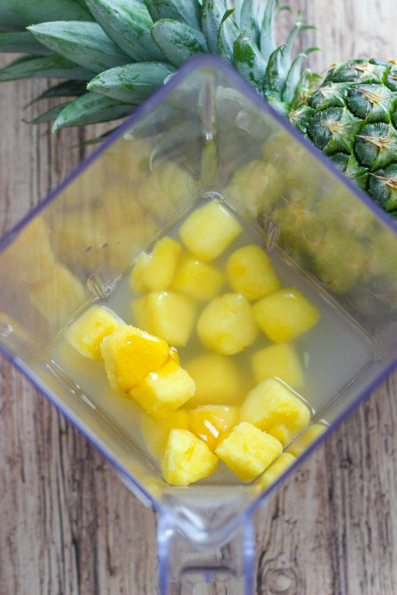 These 3 ingredient Pineapple Lemonade Popsicles are a refreshing and incredibly delicious sweet summer treat recipe.