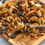 5-Ingredient Chocolate Chip Granola Recipe