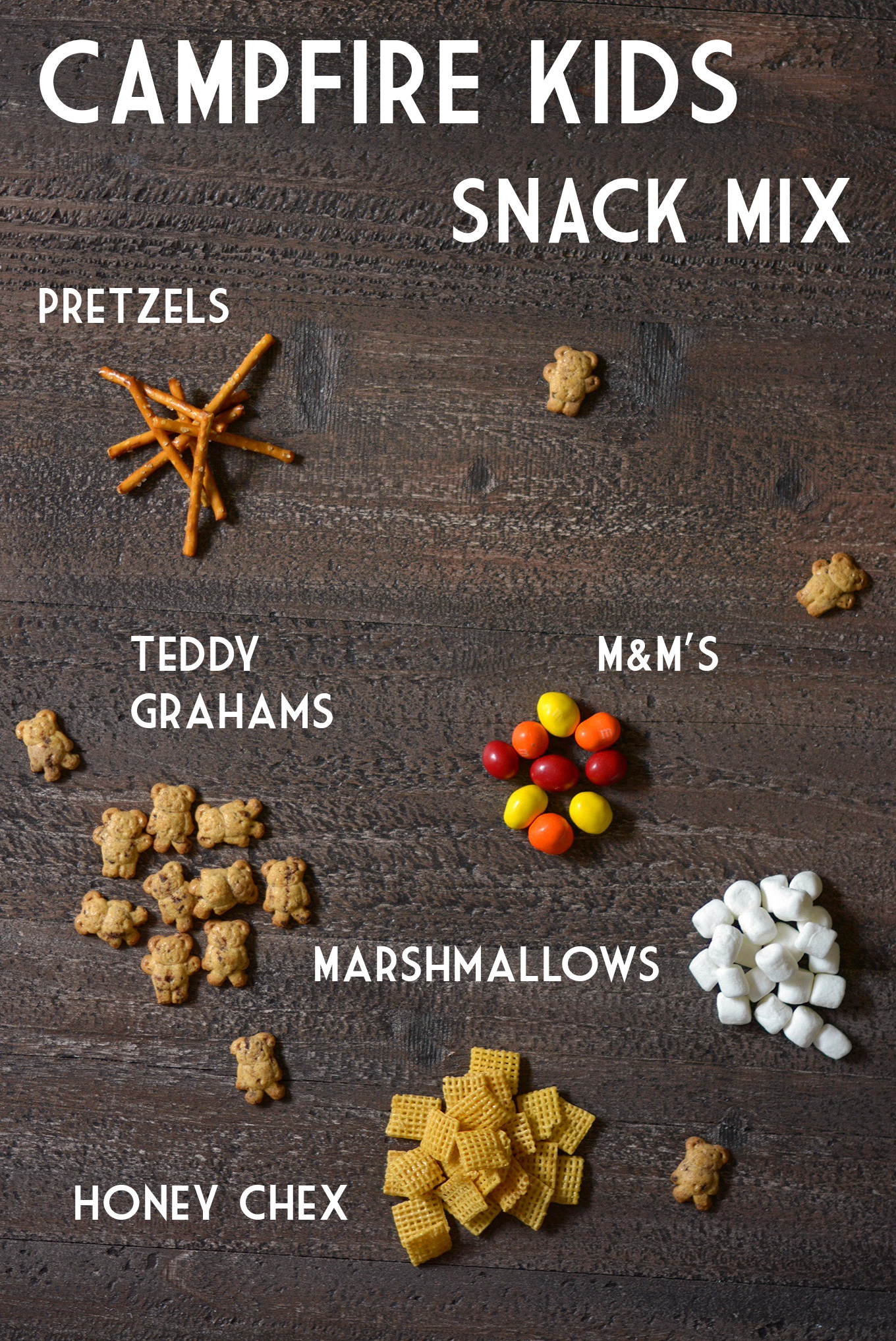 Campfire Kids Snack Mix