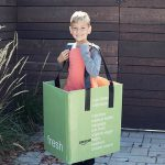 AmazonFresh Cardboard Box Halloween Costume Tutorial