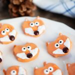 Chocolate Covered Fox Pretzels