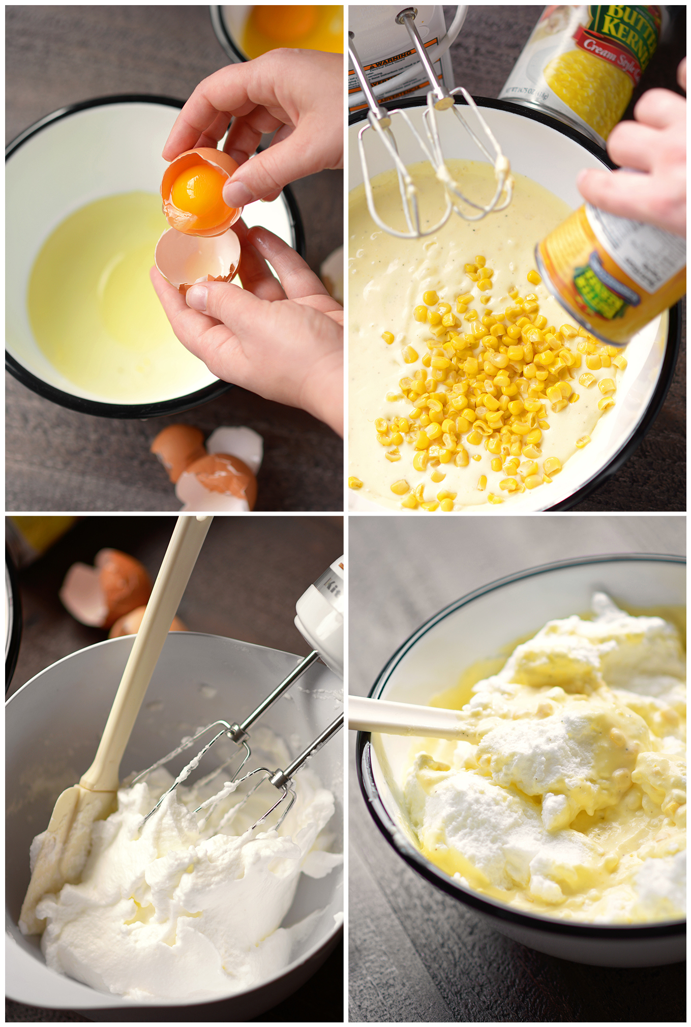 How to Make Baked Corn Pudding