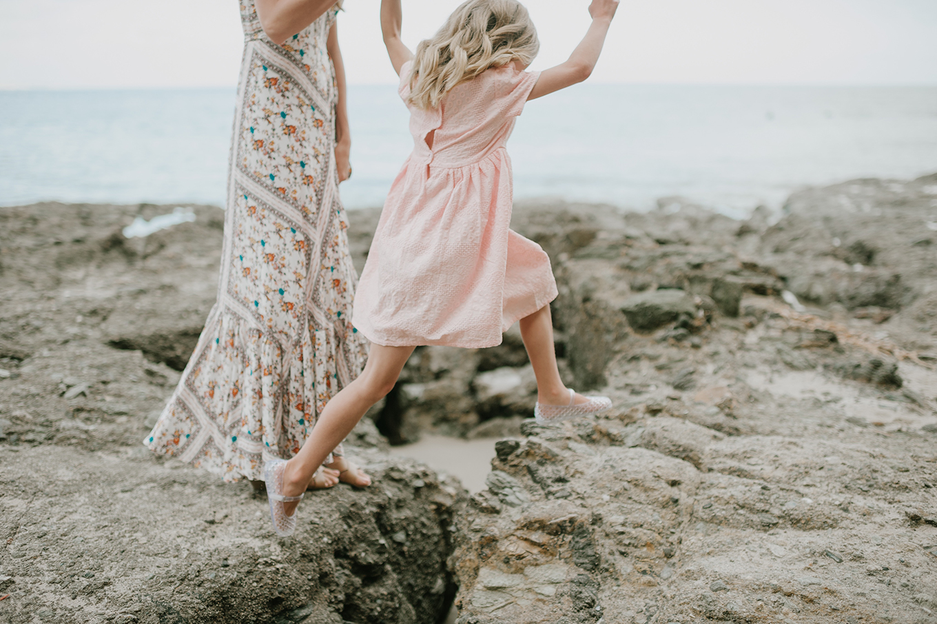 Saying yes to less means less tension in your shoulders and more connection with your loved ones. It means more JOY in motherhood.