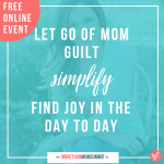 Join me for the 2019 More Than Mom Summit